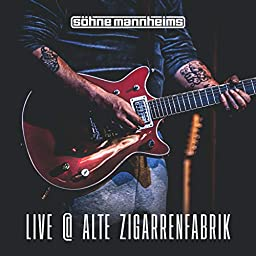 Cover picture_Söhne Mannheims live at Alte Zigarrenfabrik - musical director, performance