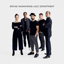 cover pic - Söhne Mannheims Jazz Department - production, arrangement, performance (electric bass, double bass, moog bass)