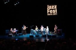 Edward Maclean Jazzfest Betlin Colin Towns