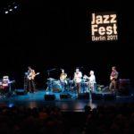 Adoqué Aufnahmen und Blue Touch Paper @Jazzfest Berlin