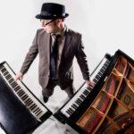 Meet the band: Matti Klein- Fender Rhodes, Wurlitzer, Synth & Piano