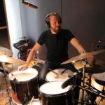 Meet the band: Tobias Backhaus – drums