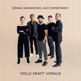 Söhne Mannheims Jazz Department - Volle Kraft Voraus